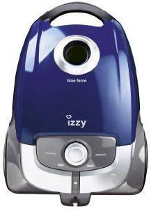 ΗΛΕΚΤΡΙΚΗ ΣΚΟΥΠΑ IZZY AC1108 BLUE FORCE ηλεκτρικές συσκευές ηλεκτρικεσ σκουπεσ με σακουλα