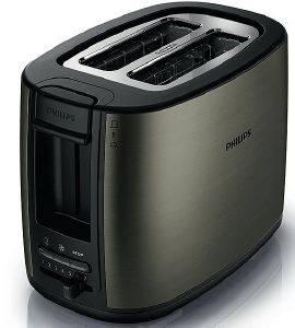 ΦΡΥΓΑΝΙΕΡΑ PHILIPS HD2628/80 ηλεκτρικές συσκευές φρυγανιερεσ 900 watt και ανω