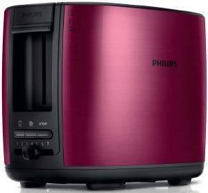 ΦΡΥΓΑΝΙΕΡΑ PHILIPS HD2628/00 ηλεκτρικές συσκευές φρυγανιερεσ 900 watt και ανω