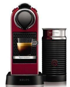 ΚΑΦΕΤΙΕΡΑ KRUPS NESPRESSO CITIZ - MILK XN7605S ηλεκτρικές συσκευές καφετιερεσ espresso πανω απο 15 bar