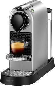ΚΑΦΕΤΙΕΡΑ KRUPS NESPRESSO CITIZ XN740BS ηλεκτρικές συσκευές καφετιερεσ espresso πανω απο 15 bar