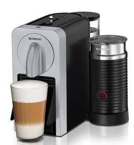 ΚΑΦΕΤΙΕΡΑ NESPRESSO DELONGHI EN270.SAE PRODIGIO - MILK ηλεκτρικές συσκευές καφετιερεσ espresso πανω απο 15 bar