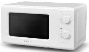 ΦΟΥΡΝΟΣ ΜΙΚΡΟΚΥΜΑΤΩΝ DAEWOO KOR-6616 ηλεκτρικές συσκευές φουρνοι μικροκυματων ελευθεροι