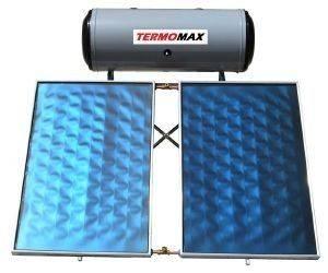 ΗΛΙΑΚΟΣ ΘΕΡΜΟΣΙΦΩΝΑΣ GAUZER TERMOMAX 200LT/3M² GLASS ΤΡΙΠΛΗΣ ΕΝΕΡΓΕΙΑΣ ΜΕ ΕΠΙΛΕΚ ηλεκτρικές συσκευές ηλιακοι θερμοσιφωνεσ 161 200 lt