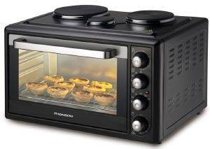 ΗΛΕΚΤΡΙΚΟ ΦΟΥΡΝΑΚΙ ΜΕ 3 ΕΣΤΙΕΣ THOMSON THEO51203 ηλεκτρικές συσκευές κουζινακια φουρνακια φουρνακια