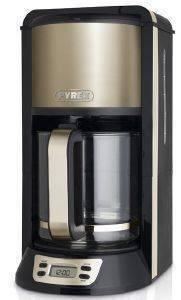 ΚΑΦΕΤΙΕΡΑ ΦΙΛΤΡΟΥ PYREX SB-301 GOLD ηλεκτρικές συσκευές καφετιερεσ φιλτρου μεχρι 15 φλυτζανια