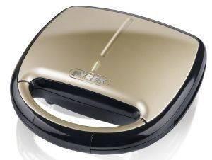 ΣΑΝΤΟΥΙΤΣΙΕΡΑ PYREX SB-250 GOLD ηλεκτρικές συσκευές τοστιερεσ ψηστιερεσ τοστιερεσ