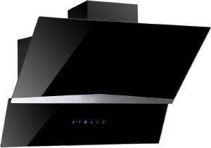 ΑΠΟΡΡΟΦΗΤΗΡΑΣ ΚΑΜΙΝΑΔΑ SINGER VERRE 601 BLACK ηλεκτρικές συσκευές απορροφητηρεσ απορροφητηρεσ τζακι