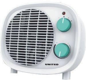 ΑΕΡΟΘΕΡΜΟ UNITED UHF-861 ηλεκτρικές συσκευές αεροθερμα απλα αεροθερμα