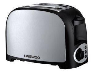 ΦΡΥΓΑΝΙΕΡΑ DAEWOO DST-6568 INOX ηλεκτρικές συσκευές φρυγανιερεσ 900 watt και ανω