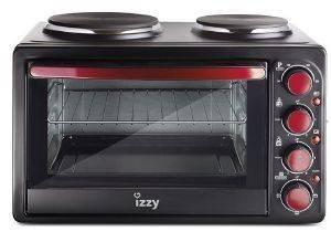 ΦΟΥΡΝΑΚΙ ΜΕ 2 ΕΣΤΙΕΣ IZZY KH-3T28LT ηλεκτρικές συσκευές κουζινακια φουρνακια φουρνακια