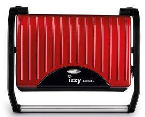 ΤΟΣΤΙΕΡΑ IZZY PANINI SPICY RED CERAMIC