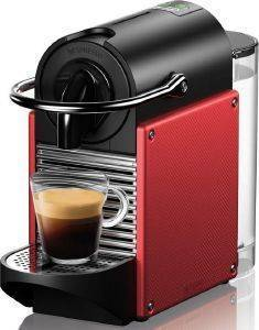 ΚΑΦΕΤΙΕΡΑ NESPRESSO DELONGHI EN124.R PIXIE RED