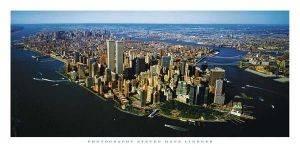 ΑΝΤΙΓΡΑΦΟ AERIAL VIEW OF MANHATTAN 50 Χ 100 CM σπίτι  amp  διακόσμηση αντιγραφα 50 100