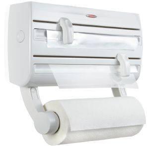 ΘΗΚΗ ΡΟΛΟΥ ΚΟΥΖΙΝΑΣ LEIFHEIT ROLL HOLDER PARAT F2 WHITE 30X7X35CM σπίτι  amp  διακόσμηση αξεσουαρ κουζινασ θηκεσ ρολου κουζινασ