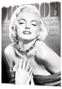 3D POSTER MARILYN MONROE GLAMOUR 47 X 67 CM σπίτι  amp  διακόσμηση 3d posters σινεμα