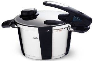 ΧΥΤΡΑ ΤΑΧΥΤΗΤΑΣ FISSLER VITAVIT EDITION POLY INTENSA BLACK 8L