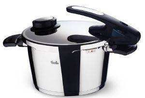 ΧΥΤΡΑ ΤΑΧΥΤΗΤΑΣ FISSLER VITAVIT EDITION  POLY INTENSA BLACK 10L