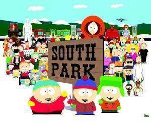 POSTER SOUTH PARK - OPENING SEQUENCE 40.6 X 50.8 CM