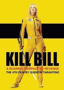 POSTER KILL BILL 40.6 X 50.8 CM
