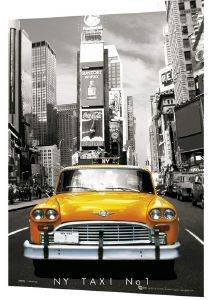 3D POSTER NEW YORK TAXI NO 1 47 X 67 CM σπίτι  amp  διακόσμηση 3d posters διαφορα