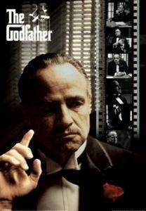 3D POSTER THE GODFATHER - FILM STRIP 47 X 67 CM σπίτι  amp  διακόσμηση 3d posters σινεμα