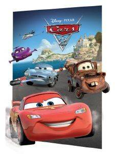 3D POSTER CARS 2 47 X 67 CM σπίτι  amp  διακόσμηση 3d posters cartoon