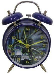 ΞΥΠΝΗΤΗΡΙ HOLLYTOON BATMAN DARK KNIGHT 10CM σπίτι  amp  διακόσμηση παιδικα ρολογια ξυπνητηρια