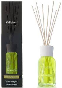 ΑΡΩΜΑΤΙΚΟ ΧΩΡΟΥ MILLEFIORI DIFFUSER WITH STICKS FIORI DI ORCHIDEA   100ML