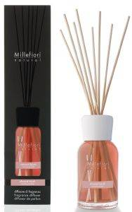 ΑΡΩΜΑΤΙΚΟ ΧΩΡΟΥ MILLEFIORI DIFFUSER WITH STICKS ALMOND BLUSH  100ML