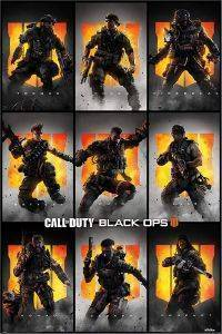 POSTER CALL OF DUTY 61 X 91.5 CM