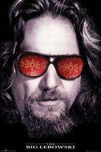 POSTER THE BIG LEBOWSKI 61 X 91.5 CM