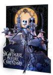 3D POSTERS - 3D POSTER THE NIGHTMARE BEFORE CHRISTMAS   46.8 X 67.1 CM