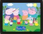 3D POSTERS - 3D POSTER PEPPA 25.4X20.32CM