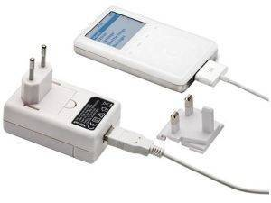 TRUST PW-2885 POWER ADAPTER FOR IPOD