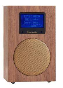 TIVOLI NETWORKS RADIO WALNUT/GOLD ήχος  amp  εικόνα ηχοσυστηματα ραδιοφωνα