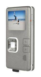 CREATIVE VADO POCKET VIDEO CAMERA SILVER