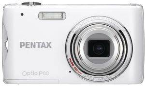 PENTAX OPTIO P80 WHITE