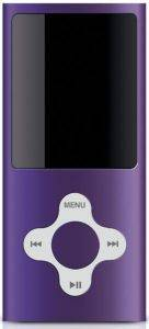 SWEEX VICI MP4 PLAYER PURPLE 8GB