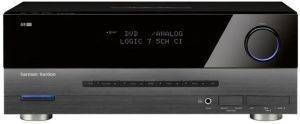 HARMAN KARDON AVR142 RECEIVER BLACK