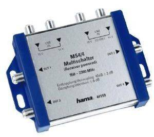 HAMA 44159 SATELITE MULTISWITCH 4/4