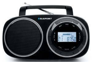 BLAUPUNKT TABLE-TOP MULTI-BAND AC/DC DIGITAL PLL RADIO BSD-9000 BLACK