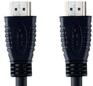 BANDRIDGE VVL1005 HIGH SPEED HDMI CABLE 5M ήχος  amp  εικόνα καλωδια hdmi hdmi