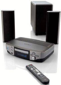 DENON HOME CINEMA S-302 BLACK