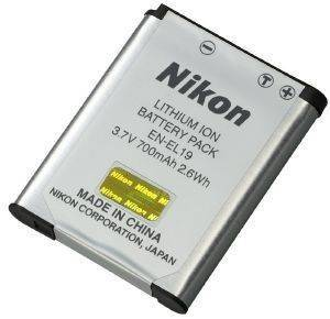 NIKON EN-EL19 BATTERY PACK