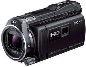SONY HDR PJ810EB BLACK ήχος  εικόνα ψηφιακεσ βιντεοκαμερεσ flash memory