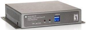 LEVEL ONE HVE-6601R HDMI VIDEO WALL OVER IP POE RECEIVER