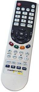 MADE FOR YOU 5000 REMOTE CONTROL 4:1