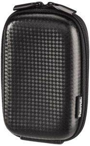 HAMA 23139 CAMERA BAG HARDCASE CARBON STYLE 60 H BLACK