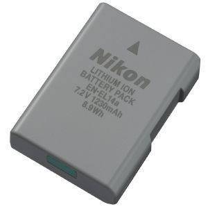 NIKON EN-EL14Α RECHARGEABLE LI-ION BATTERY